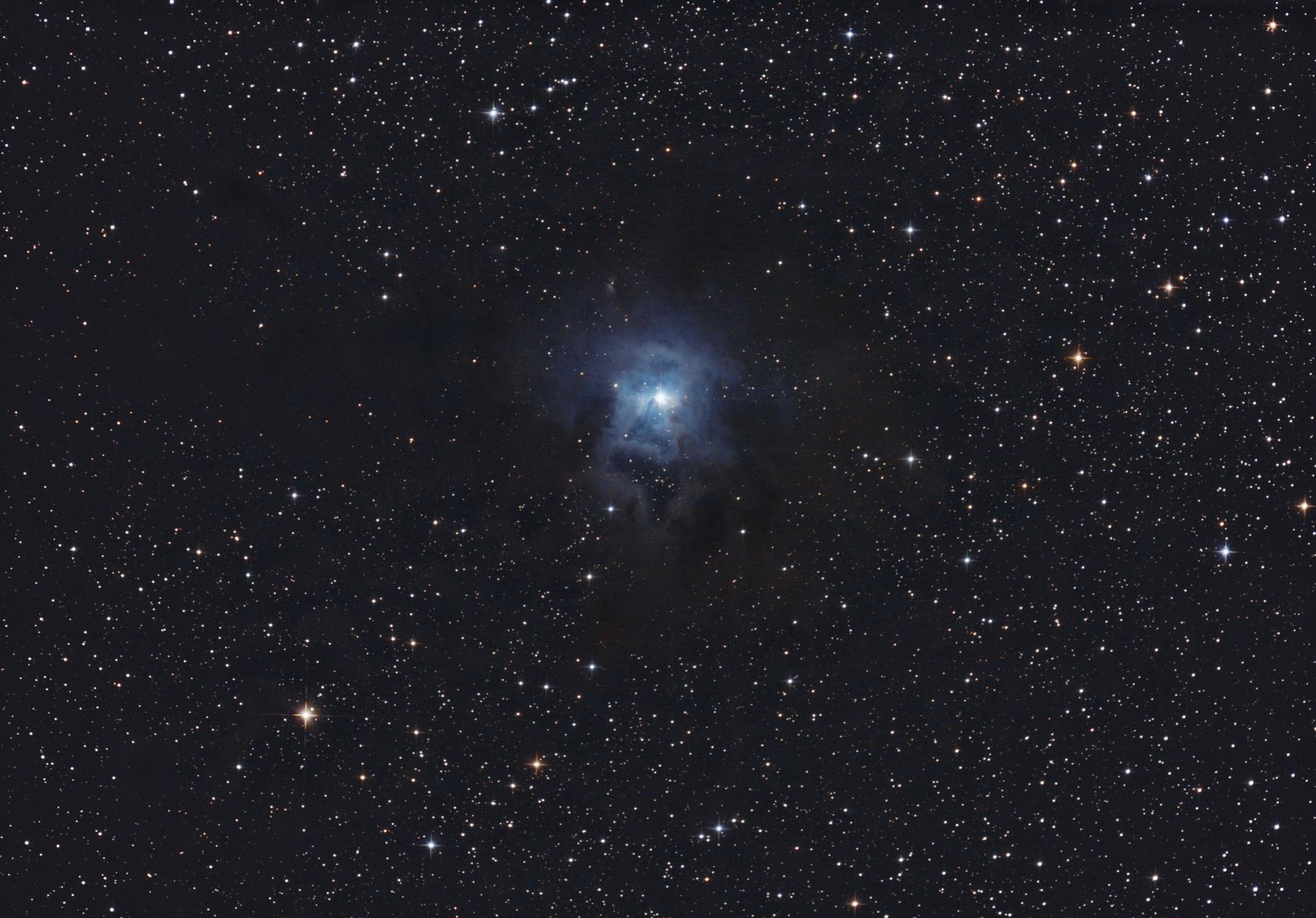 NGC7023 RGB